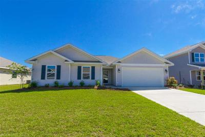 Gulf Shores Single Family Home For Sale: 6970 Crimson Lane