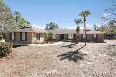 Orange Beach Single Family Home For Sale: 26042 Martinique Dr