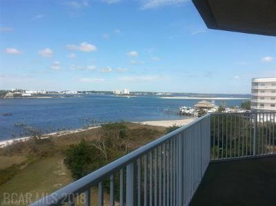 Orange Beach Condo/Townhouse For Sale: 27405 Polaris Drive #412