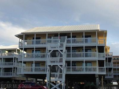 Gulf Shores Condo/Townhouse For Sale: 1784 W Beach Blvd #102