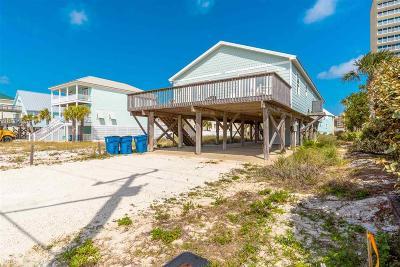 Gulf Shores Single Family Home For Sale: 1532 W Beach Blvd