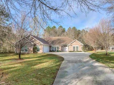 Foley Single Family Home For Sale: 9011 Clarke Ridge Road