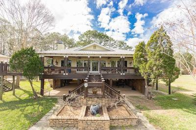 Fairhope Single Family Home For Sale: 15980 Keeney Drive