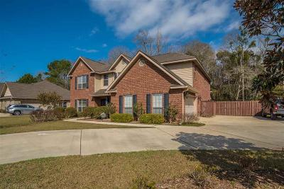 Fairhope Single Family Home For Sale: 710 Creeping Willow Court