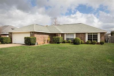 Foley Single Family Home For Sale: 14690 Pawnee Court