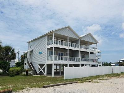 Gulf Shores Condo/Townhouse For Sale: 104 W 8th Street #A-1