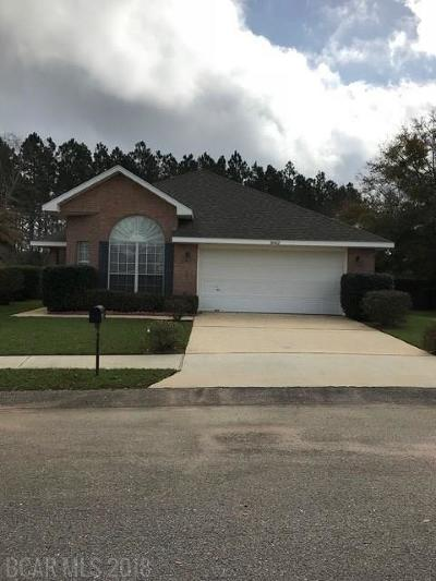 Foley Single Family Home For Sale: 16462 Absalom Street