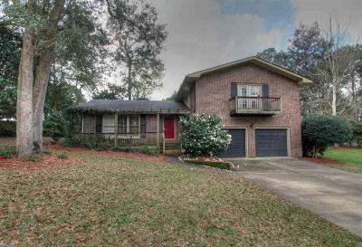 Fairhope Single Family Home For Sale: 652 Bellangee Avenue