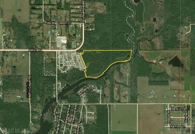 Elberta Residential Lots & Land For Sale: 24711 County Road 20