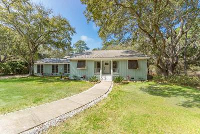 Gulf Shores Golf Club, Gulf Shores Golf Club Estates Single Family Home For Sale: 1349 W Fairway Drive