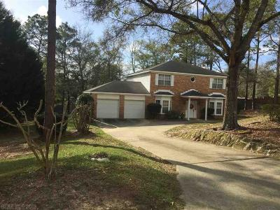Daphne Single Family Home For Sale: 109 Calverdale Circle