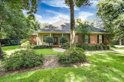 Fairhope Single Family Home For Sale: 6281 Oakwood Lane