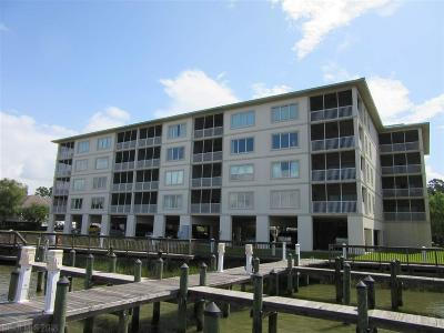 Gulf Shores Condo/Townhouse For Sale: 4297 County Road 6 #203