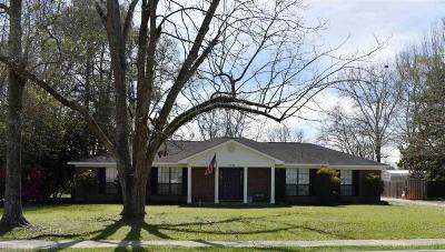 Robertsdale Single Family Home For Sale: 18952 Silverhill Avenue