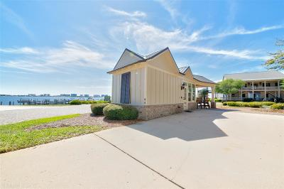 Orange Beach Single Family Home For Sale: 28888 Canal Road #60