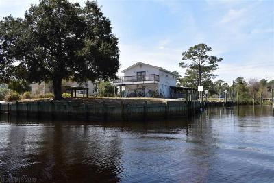 Orange Beach Single Family Home For Sale: 3750 Orange Beach Blvd