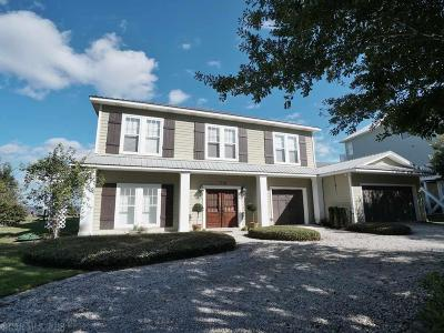 Elberta Single Family Home For Sale: 7710 Spring Branch Road