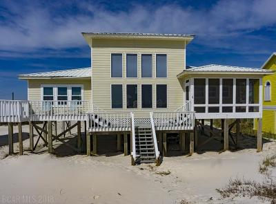 Gulf Shores Single Family Home For Sale: 4050 Gulfwind Ct
