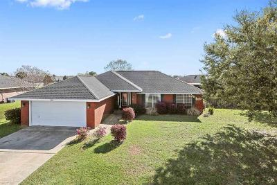 Foley Single Family Home For Sale: 2516 Crossford Dr