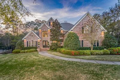 Daphne, Fairhope, Spanish Fort Single Family Home For Sale: 8851 North Court