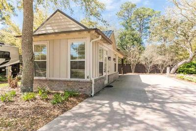 Orange Beach Single Family Home For Sale: 28888 Canal Road #6