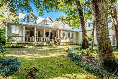 Gulf Shores Single Family Home For Sale: 12967 A W Ft Morgan Rd