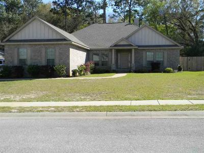 daphne Single Family Home For Sale: 12411 Cressida Loop