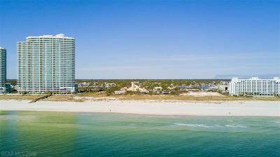 Orange Beach Residential Lots & Land For Sale: 26000 Perdido Beach Blvd