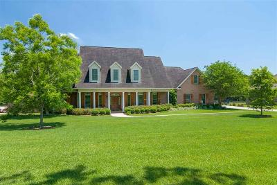 Fairhope Single Family Home For Sale: 12878 Saddlebrook Circle