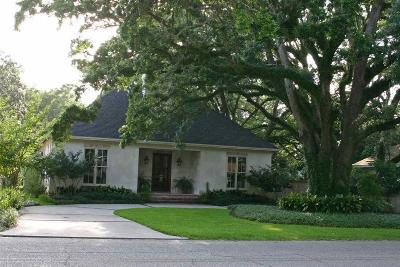 Fairhope Single Family Home For Sale: 111 N Summit Street