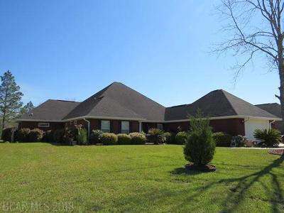 Single Family Home For Sale: 23319 Carnoustie Drive