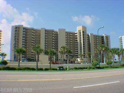 Condo/Townhouse For Sale: 26802 Perdido Beach Blvd #517