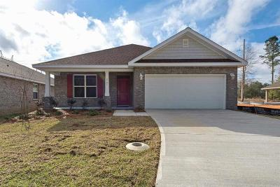 Gulf Shores Single Family Home For Sale: 7033 Stone Chase Ln