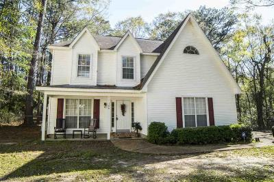 daphne Single Family Home For Sale: 106 Gordon Cir