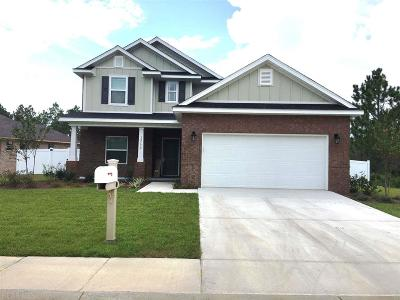 Gulf Shores Single Family Home For Sale: 7025 Stone Chase Ln