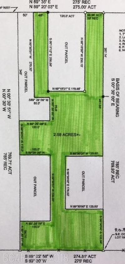 daphne Residential Lots & Land For Sale: 7192 Park Drive