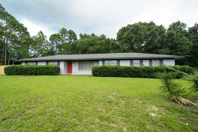 Elberta Single Family Home For Sale: 9494 Woodland Drive