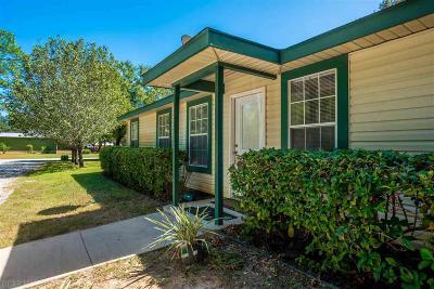 Gulf Shores Condo/Townhouse For Sale: 2439 Henrietta Fulford Pl