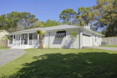 Fairhope Single Family Home For Sale: 689 Greenwood Avenue