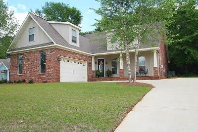 Spanish Fort Single Family Home For Sale: 31204 Buckingham Blvd