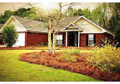 Fairhope Single Family Home For Sale: 208 Margaret Drive