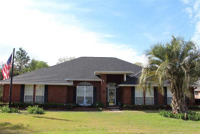 Foley Single Family Home For Sale: 12071 Venice Blvd
