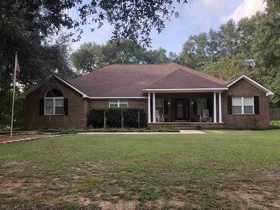 Loxley Single Family Home For Sale: 14965 Timber Ridge Dr