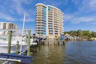 Orange Beach Condo/Townhouse For Sale: 28250 Canal Road #407