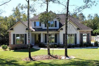 Daphne Single Family Home For Sale: 8572 N Lamhatty Lane