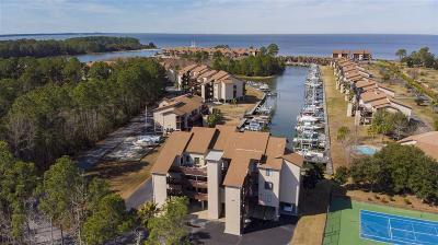 Gulf Shores Condo/Townhouse For Sale: 1220 Portside Ln #1220B