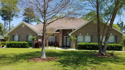 Gulf Shores Single Family Home For Sale: 1376 W Fairway Drive