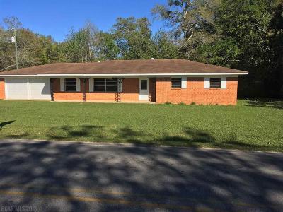 Foley Single Family Home For Sale: 1911 S Cedar Street