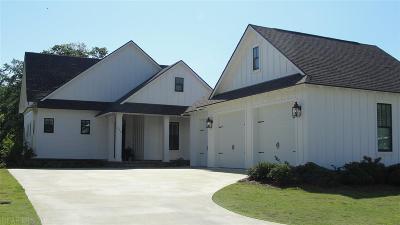 Fairhope Single Family Home For Sale: 390 Fruit Tree Lane