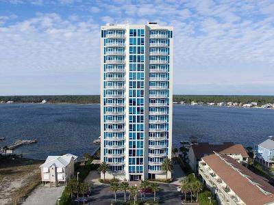 Gulf Shores Condo/Townhouse For Sale: 1920 W Beach Blvd #1602